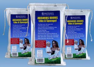 Paint Odor Remover Bundle