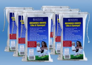 Dead Rodent Odor Eliminator Bundle for 2 Rooms