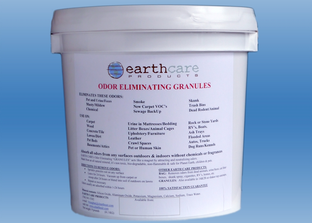 Economy Size Of Odor Remover Granules Best Buy For Odor