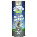 Clear The Air Odor Eliminator For Concrete