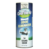 Clear The Air Odor Eliminator For Skunk Odors